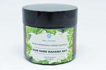 Świeca z wosku sojowego sun sand bahama bay 60ml