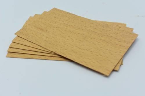Knot drewniany do wosku 10 szt dłu. 8cm szer. 5cm