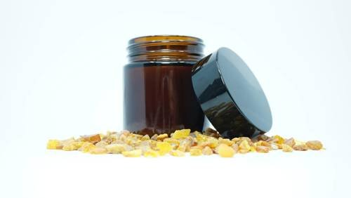 Świeca słoik z wosku sojowego sól himalajska 120ml