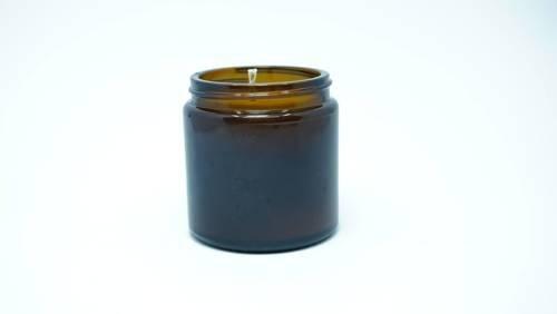 Świeca w słoiku z wosku sojowego antyalergiczna 60