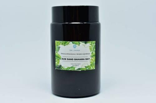 Świeca z wosku sojowego sun sand bahama bay 240ml