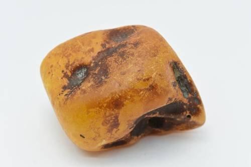 bursztyn bałtycki kolekcjonerski naturalny 232 g