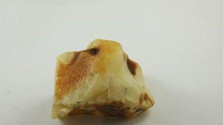 bursztyn bałtycki żółty naturalny muzealny żółty 67,8 g